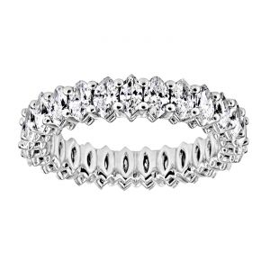 TWO by London Marquise Diamond Eternity Band