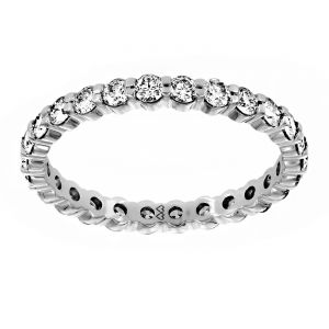 TWO by London Petite Prong Diamond Eternity Band