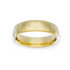 Benchmark Comfort Fit Wedding Band